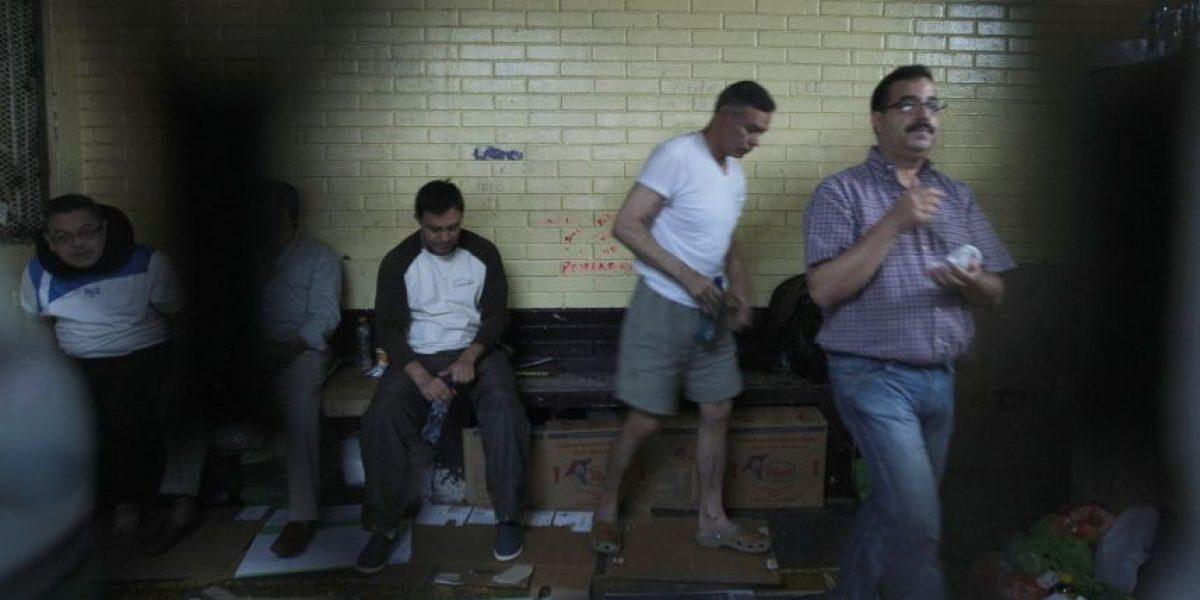 Fotos. Implicados en fraude al Seguro Social llevan 5 días en carceleta