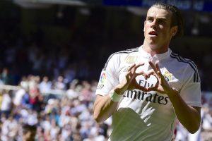 13. Gareth Bale @GarethBale11 (Futbol/Gales): 36 mil 898 dólares por tuit. Foto:Getty Images