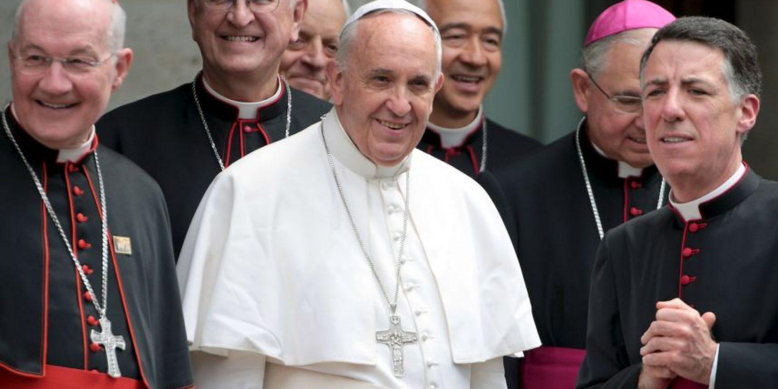 El pontífice reveló detalles desconocidos de su vida diaria. Foto:Getty Images