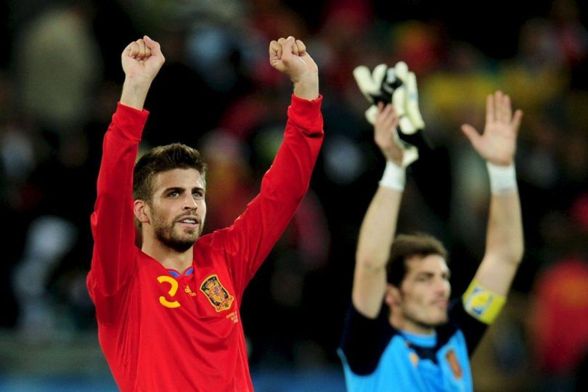 """""""Ha sido un honor jugar contra ti todos estos años"""". Foto:Getty Images"""