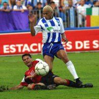 5. Darío Silva (8 segundos) / Málaga vs. Real Valladolid en 2001. Foto:Getty Images
