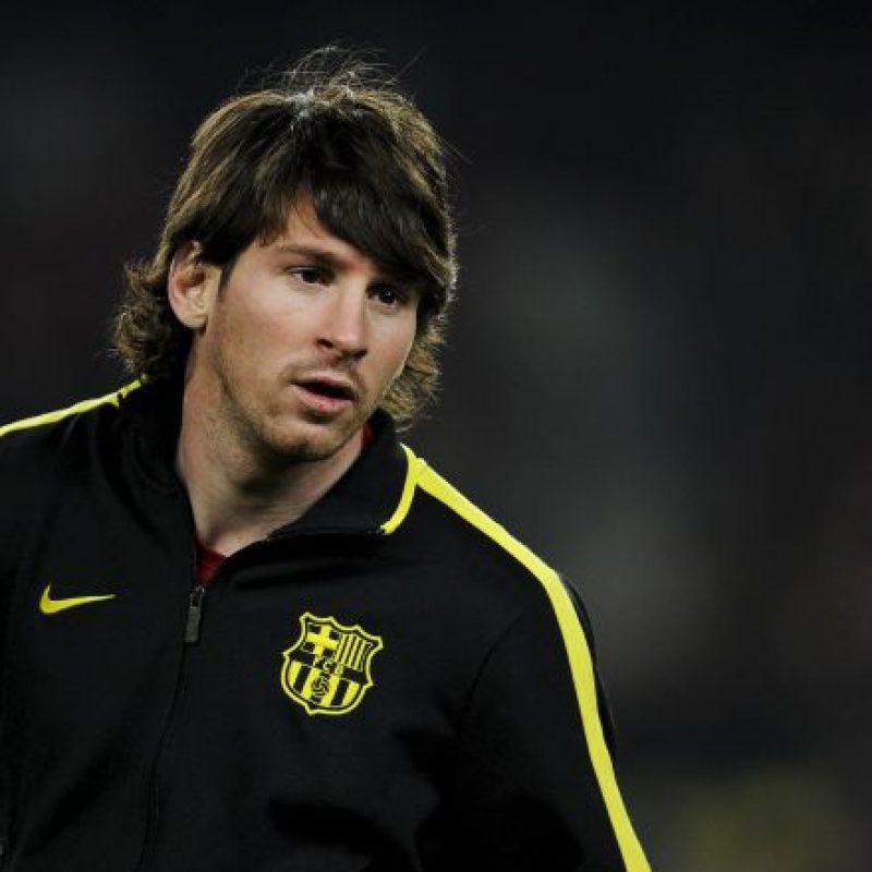 Para 2010 usaba el cabello aún largo, pero con más forma que sus estilos anteriores. Foto:Getty Images