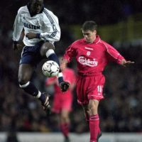 8. Ledley King (10 segundos) / Tottenham vs. Bradford City en el 2000. Foto:Getty Images