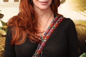 Está casada con el también actor Timothy Busfield. Foto:Getty Images