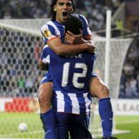 """Esta fue la última temporada del """"Tigre"""" con el Porto. Foto:Getty Images"""