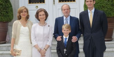 Su cargo Real lo dictamino su padre, el Rey Juan Carlos. Foto:Getty Images