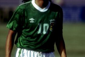 10. Marco Etcheverry (Bolivia) Foto:Getty Images