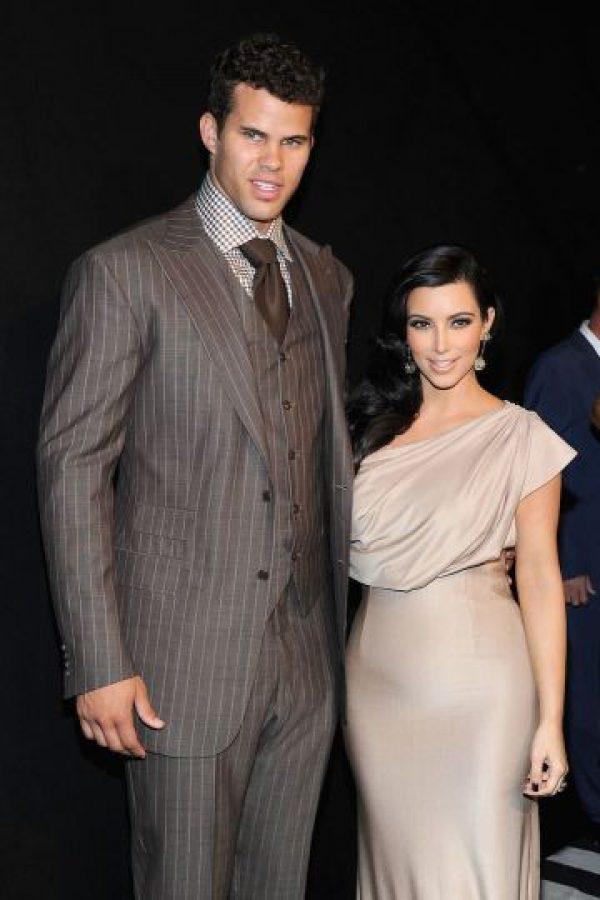 Kris es el exesposo de Kim Kardashian Foto:Getty Images