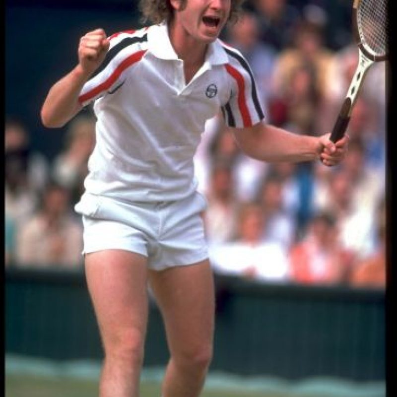 7. John McEnroe Foto: Getty Images