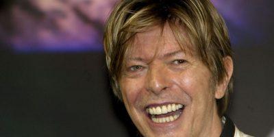 9. David Bowie Foto:Getty Images
