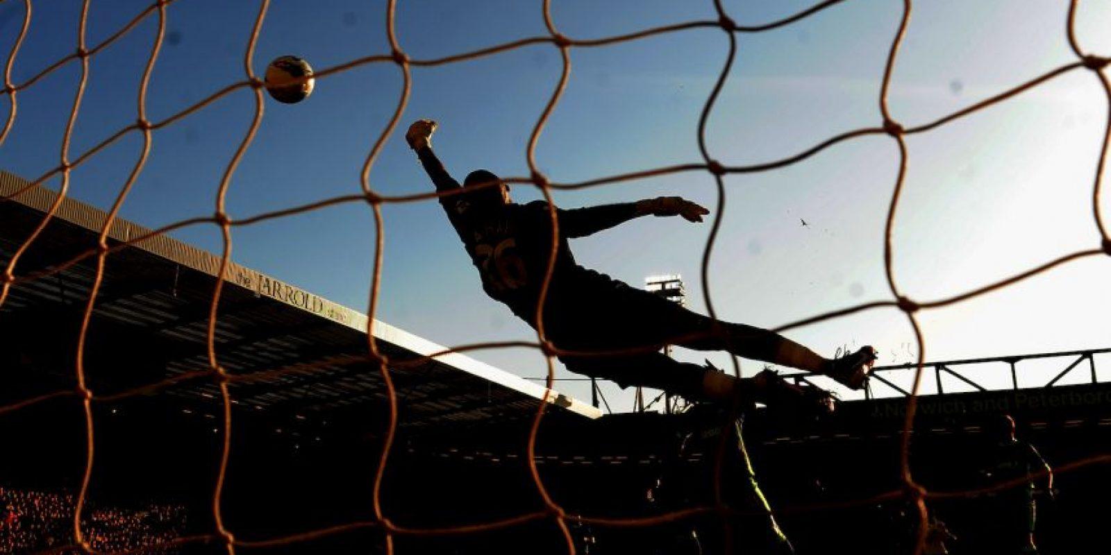 2. Carles Almeida (3 segundos) / Oliveira do Hospital vs. Arganil (Quinta división de Portugal). Foto:Getty Images