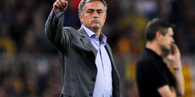 8. Jose Mourinho Foto:Getty Images