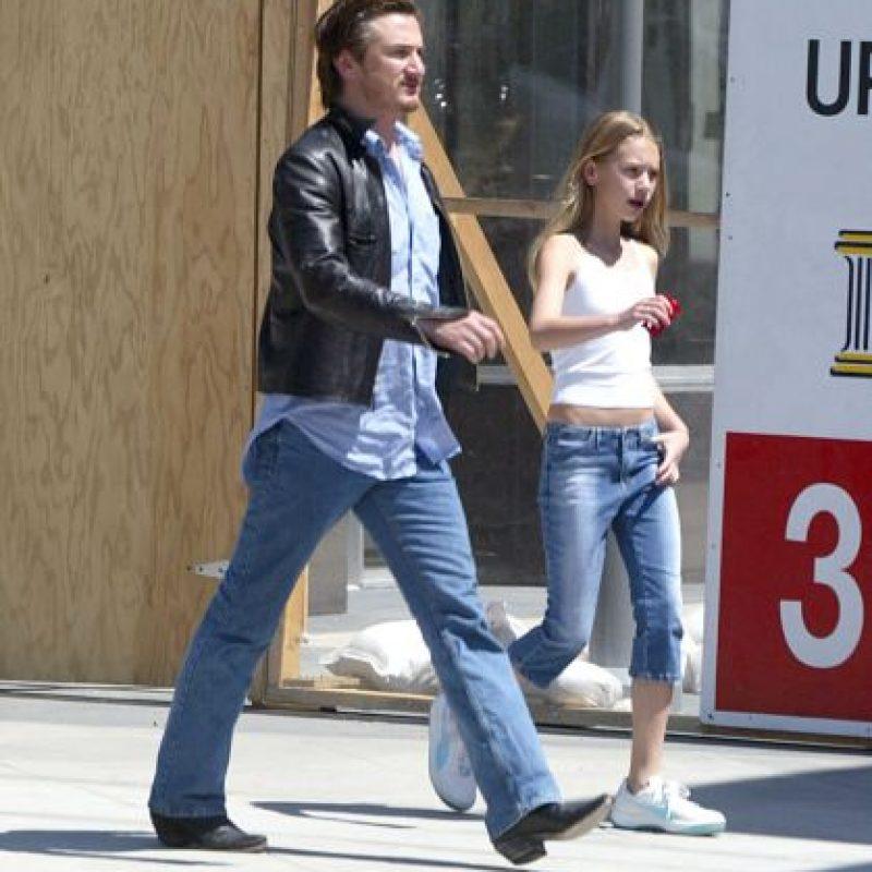 Dylan Frances Penn es hija de los actores Sean Penn y Robin Wright. Foto:Getty Images