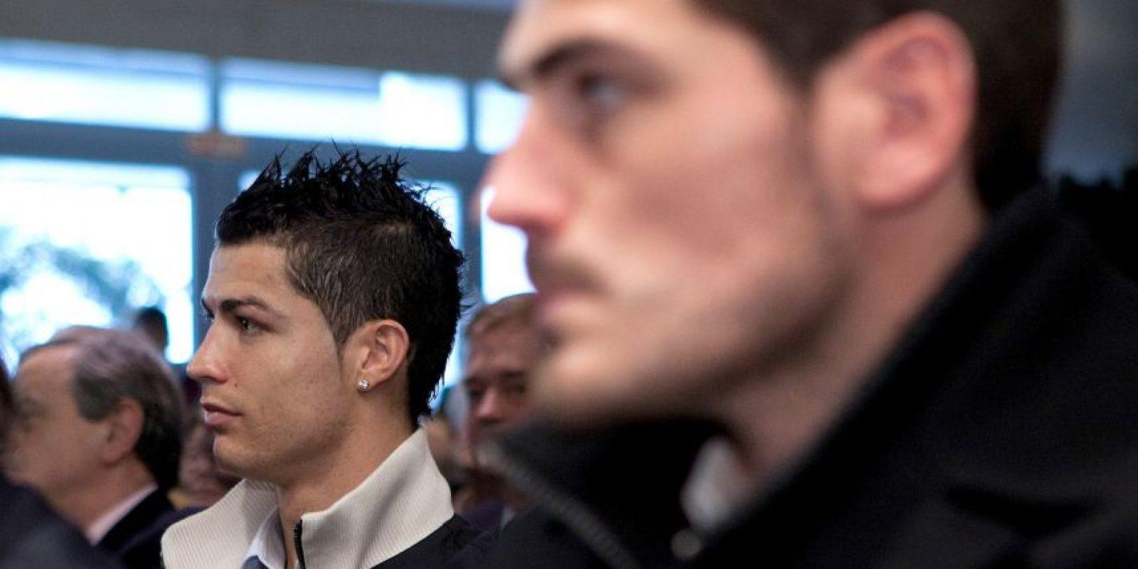 Ganaron juntos una Liga de España, dos Copas del Rey y una Supercopa de España Foto:Getty Images