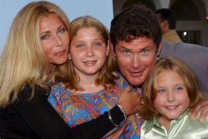 Taylor-Ann Hasselhoff es hija de los actores David Hasselhoff y Pamela Bach. Foto:Getty Images