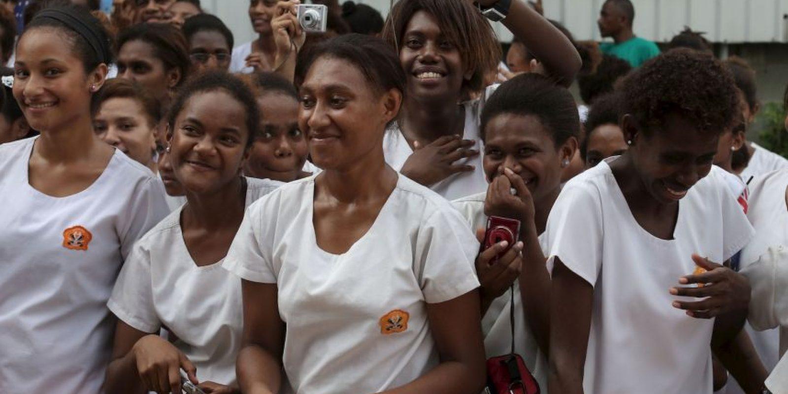3. Port Moresby, en Papúa y Nueva Guinea Foto:Getty Images