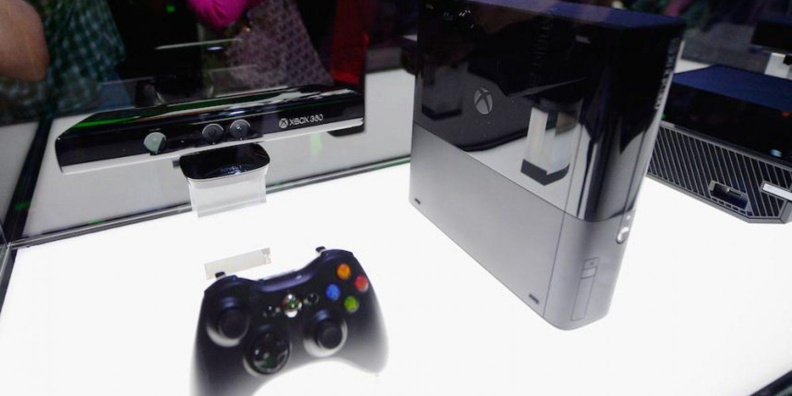 Xbox One se lanzó oficialmente noviembre de 2013. Foto:Getty Images
