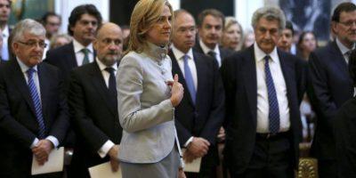 Cristina de Borbón y Grecia es infanta de España. Foto:Getty Images