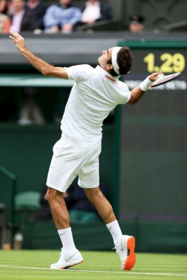 4. Roger Federer Foto: Getty Images