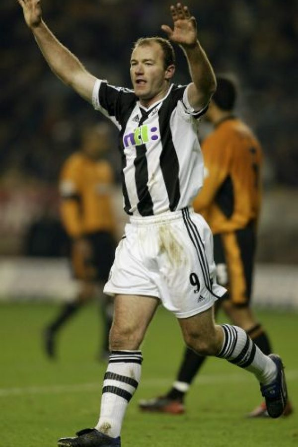 9. Alan Shearer (10 segundos) / Newcastle vs. Manchester City en 2003. Foto: Getty Images