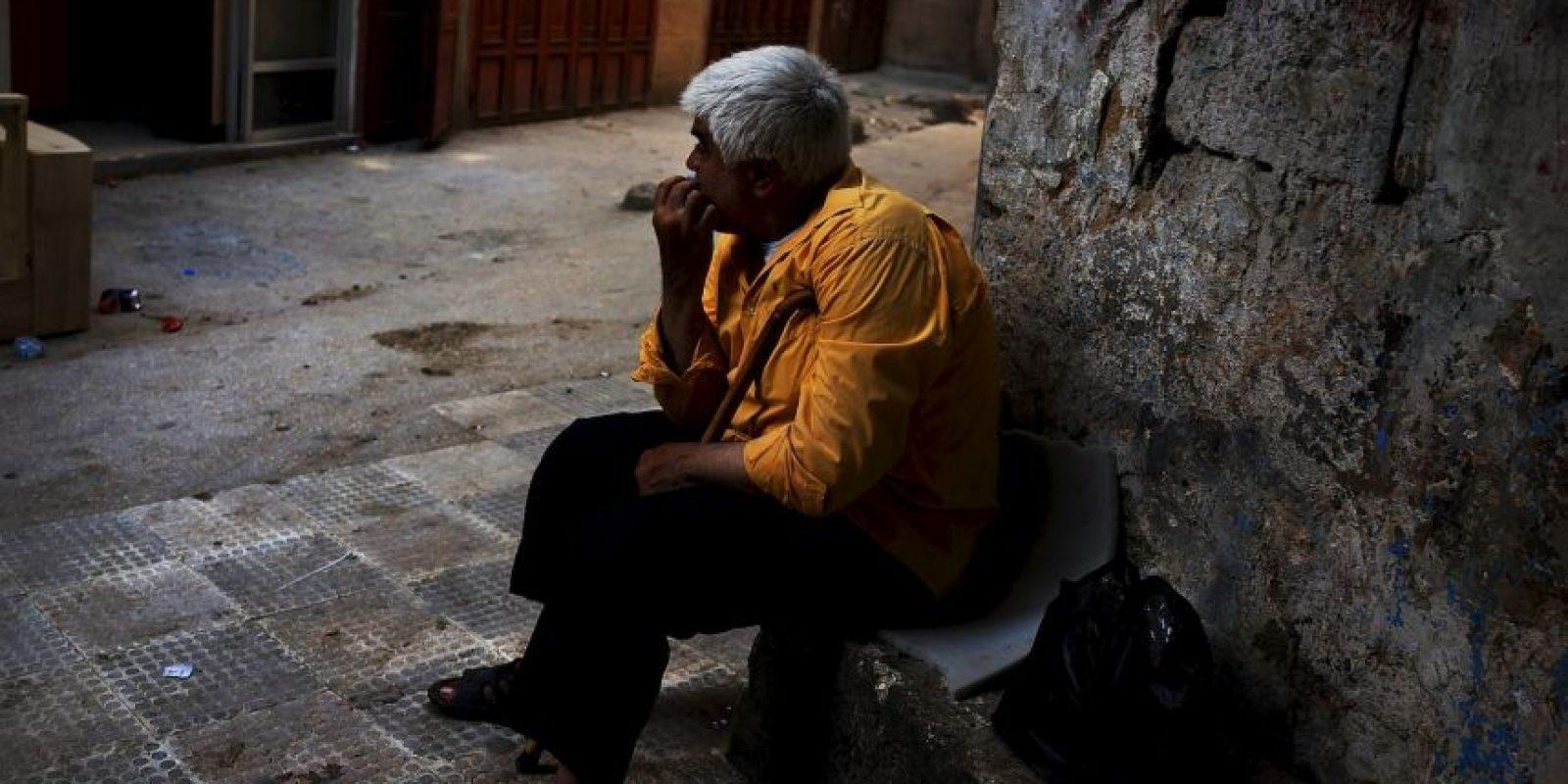 5. Tripoli, en Libia Foto:Getty Images
