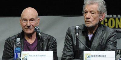 """Durante el estreno de la película """"Mr. Holmes"""" Foto:Getty Images"""