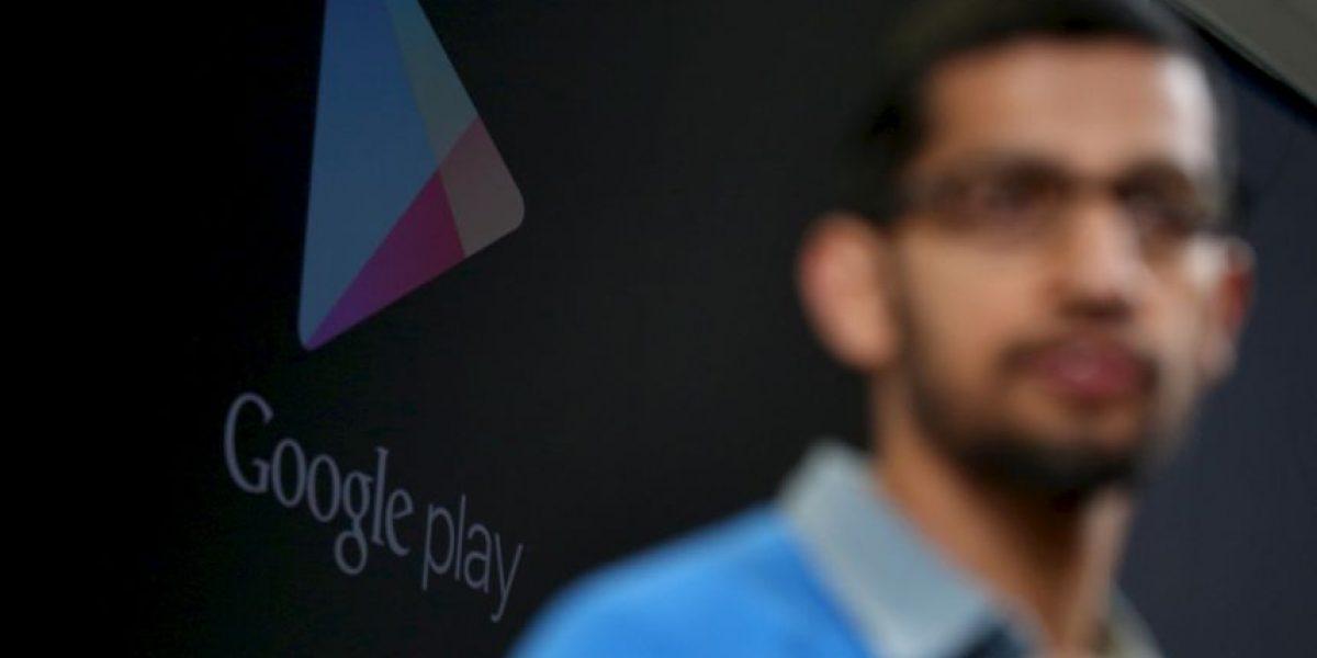 Este hombre es el nuevo CEO de Google, Sundar Pichai
