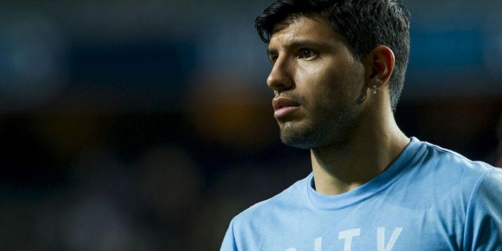 Llegó a Etihad Stadium para la temporada 2011-2012. Foto:Getty Images