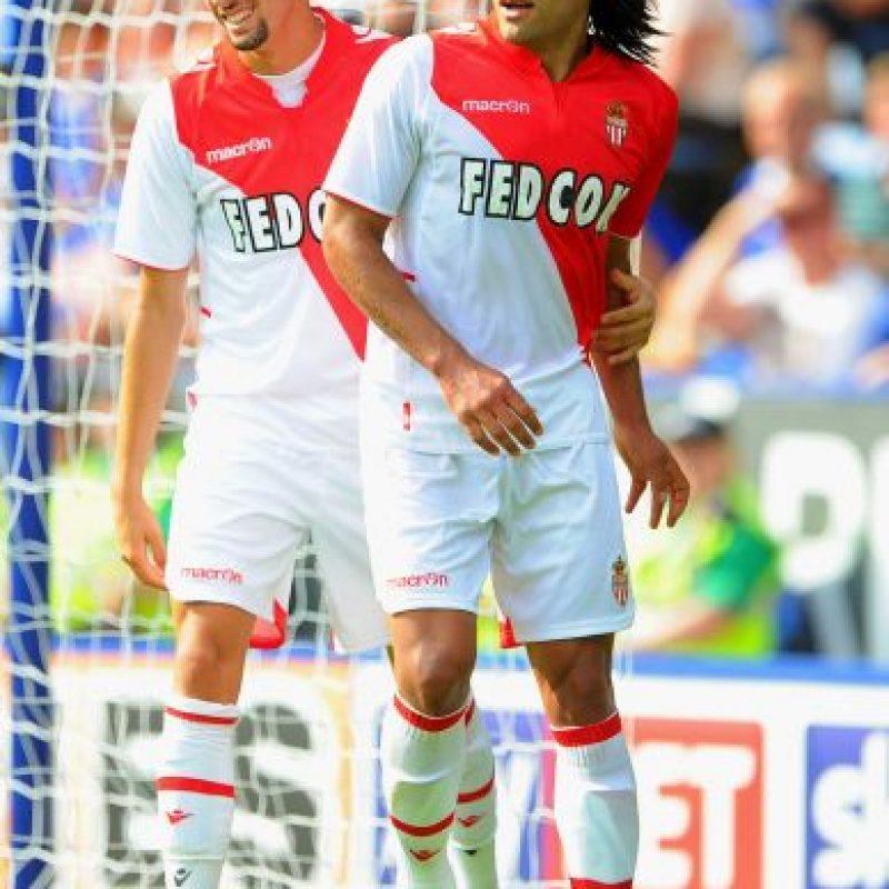 En 2013 fue fichado por el Mónaco por 63 millones de euros y un contrato de 14 millones de euros por temporada, pero en enero de 2014, sufrió una dura lesión que lo sacó de circulación por más de seis meses. Por ello se perdió el Mundial de Brasil. Foto:Getty Images
