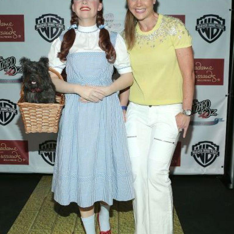 """Dorothy"" de ""El Mago de Oz"" Foto:Getty Images"