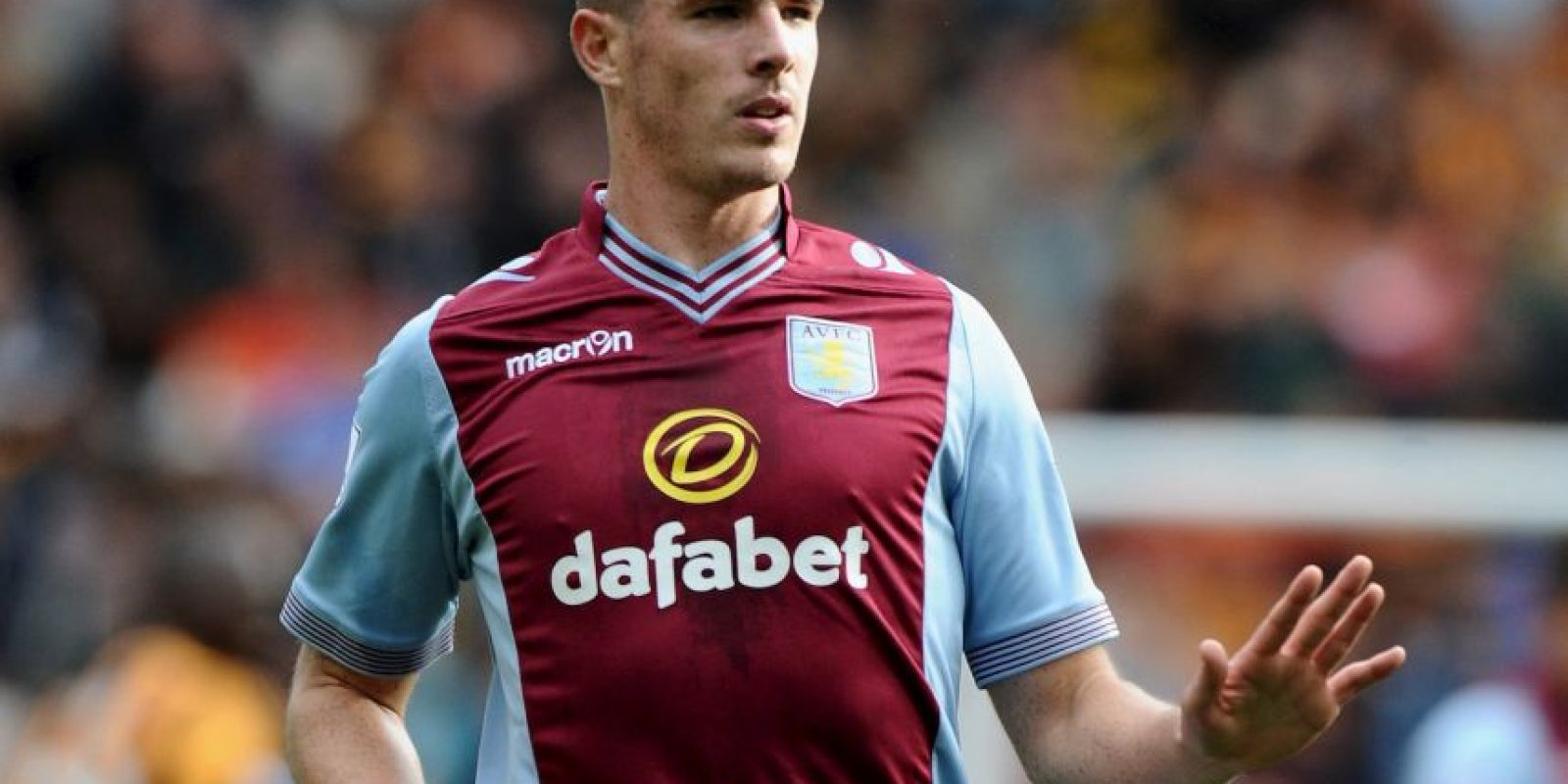 4. Ciaran Clark (Aston Villa) Foto: Getty Images