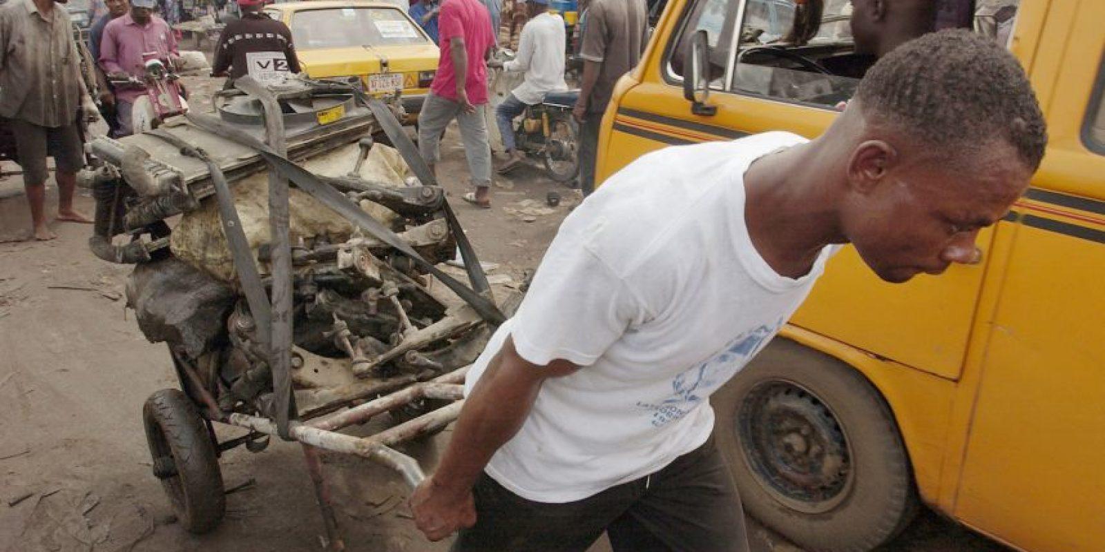 4. Lagos, en Nigeria Foto:Getty Images