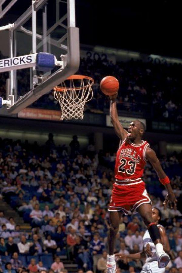 11. Michael Jordan (Baloncesto) Foto:Getty Images