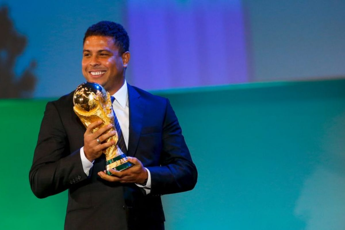 Ronaldo es recordado por su capacidad goleadora en el Real Madrid y Brasil. Foto:Vía instagram.com/ronaldolima