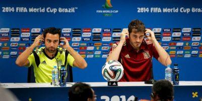 """""""Iker Casillas es sano, cabal, un tío excepcional"""". Foto:Getty Images"""