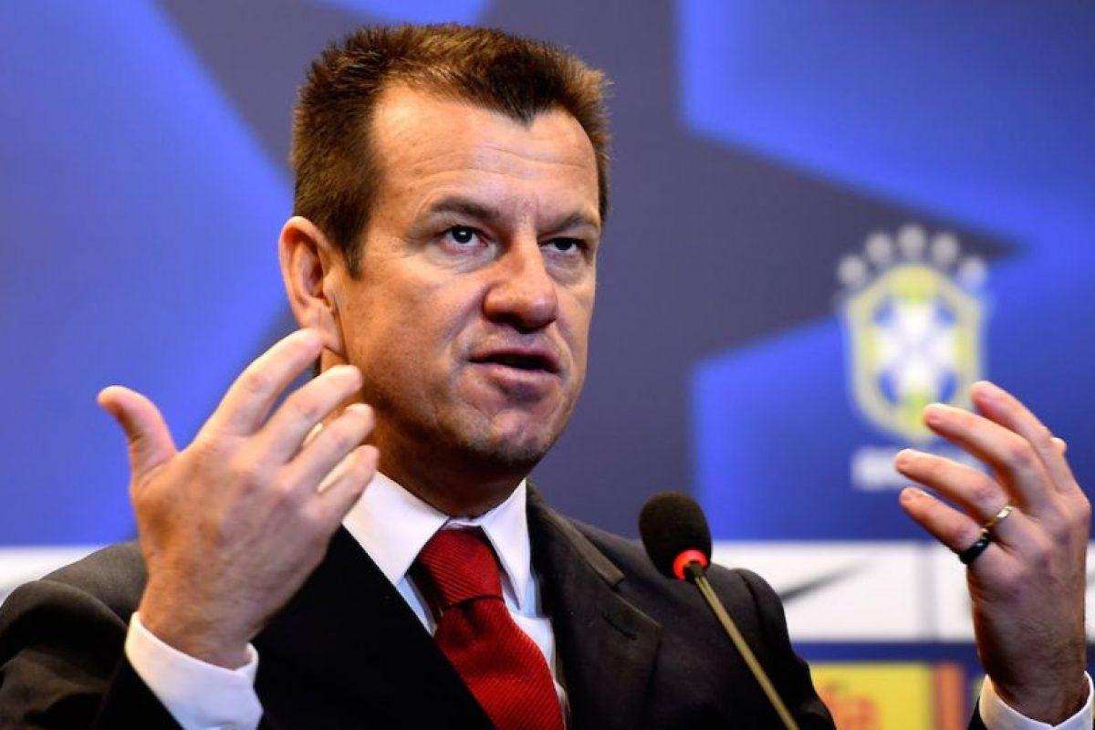 Dunga no ha perdido ningún encuentro desde que está al frente de Brasil. Foto:Getty Images