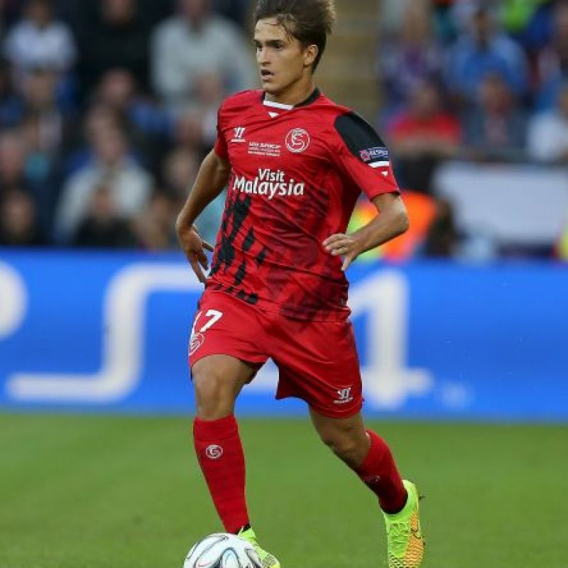 3. Denis Suárez (Sevilla) Foto: Getty Images