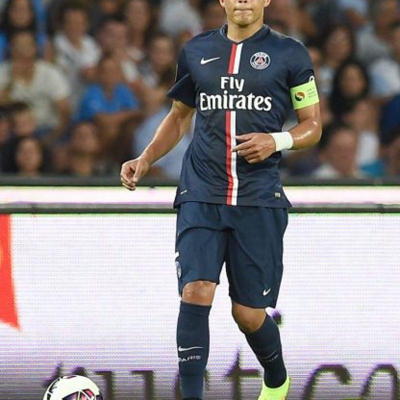 20. Thiago Silva – 42 millones de euros (2013). Foto:Getty Images