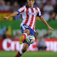 Apenas marcó tres goles con el Atlético de Madrid. Foto:Getty Images