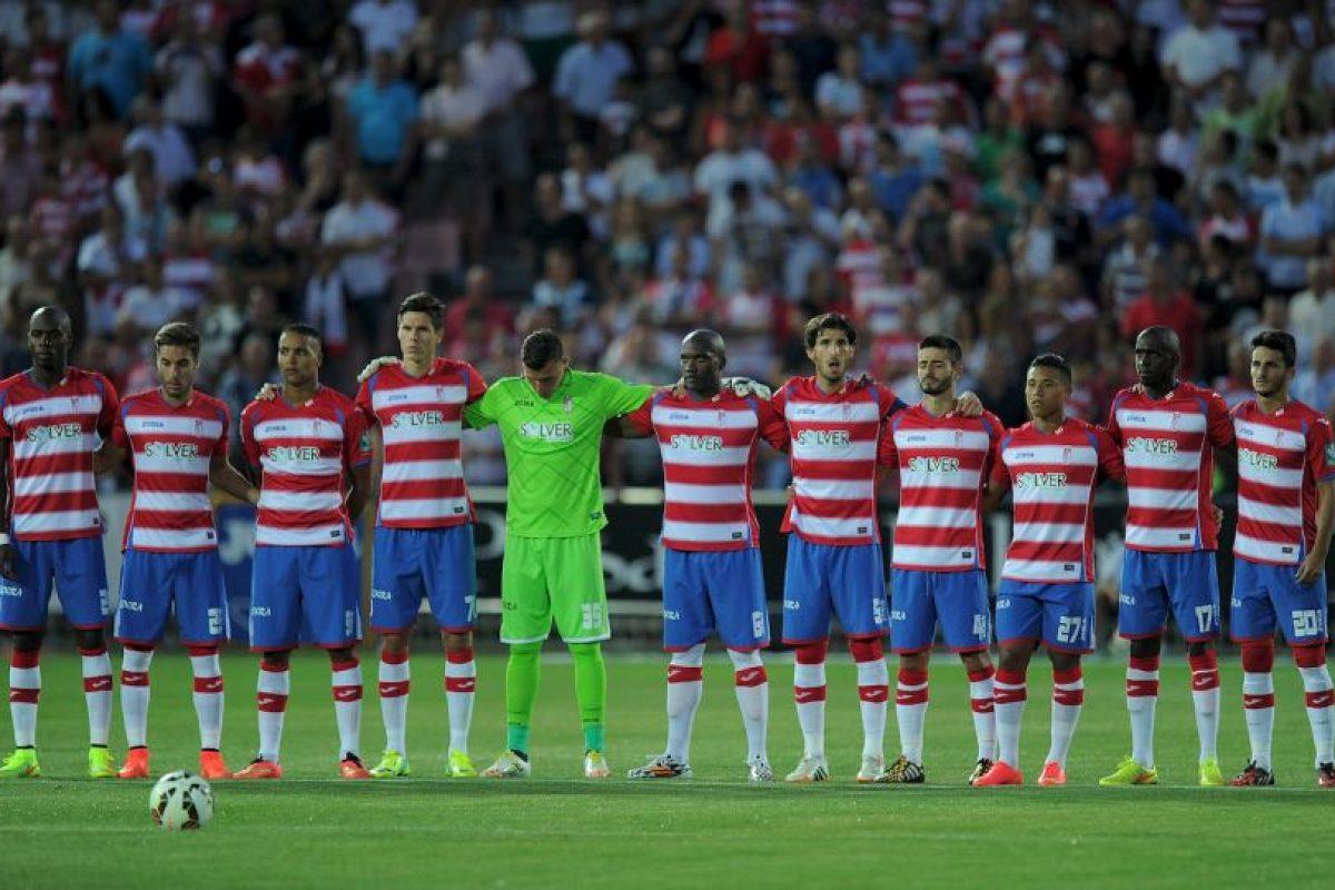5. Granada CF /Granada / DT José Ramón Sandoval / Estadio Nuevo Los Cármenes. Foto:Getty Images