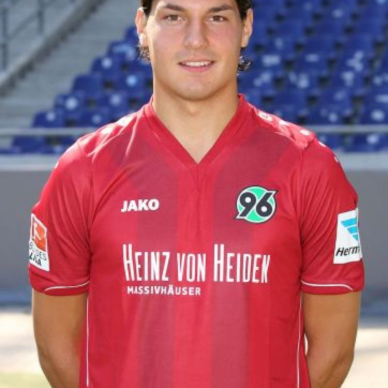 Miiko Albornoz (Hannover 96/Chile) Foto: Getty Images