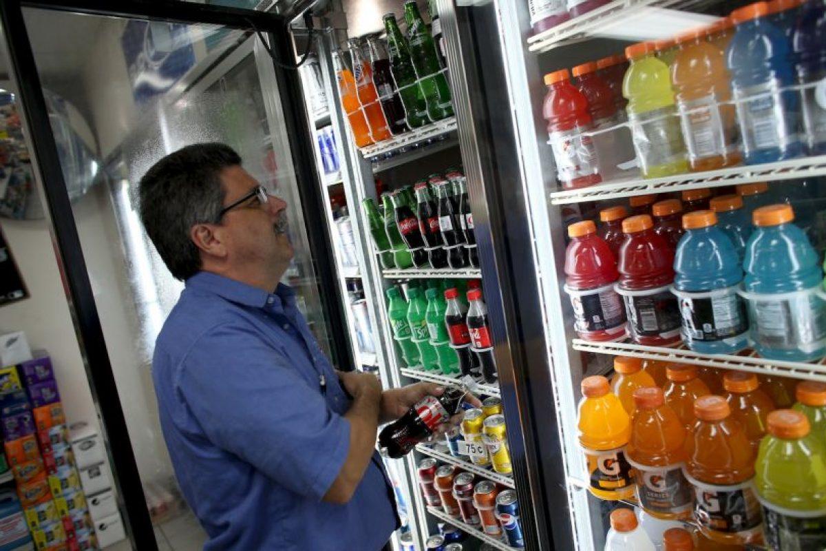 Pepsi lanza una línea de nuevos productos sin sustitutos de azúcar. Foto:Getty Images