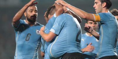 Selección de Uruguay Foto:Getty Images