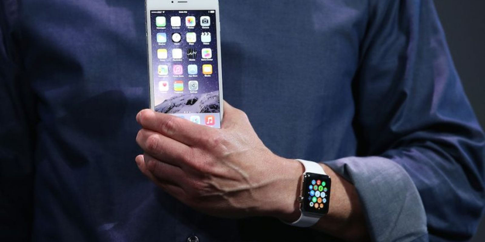 iPhone 6 Plus (2014) Foto: Getty Images
