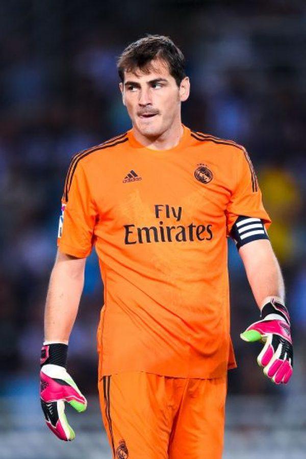 10. Iker Casillas Foto:Getty Images
