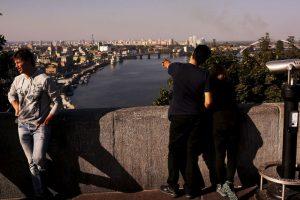 2. En segundo lugar se encuentra la capital ucraniana, Kiev. Foto:Getty Images