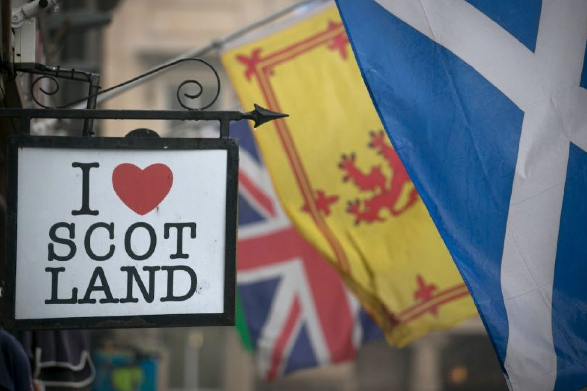 8. Escocia- 4.7% Foto: Getty Images