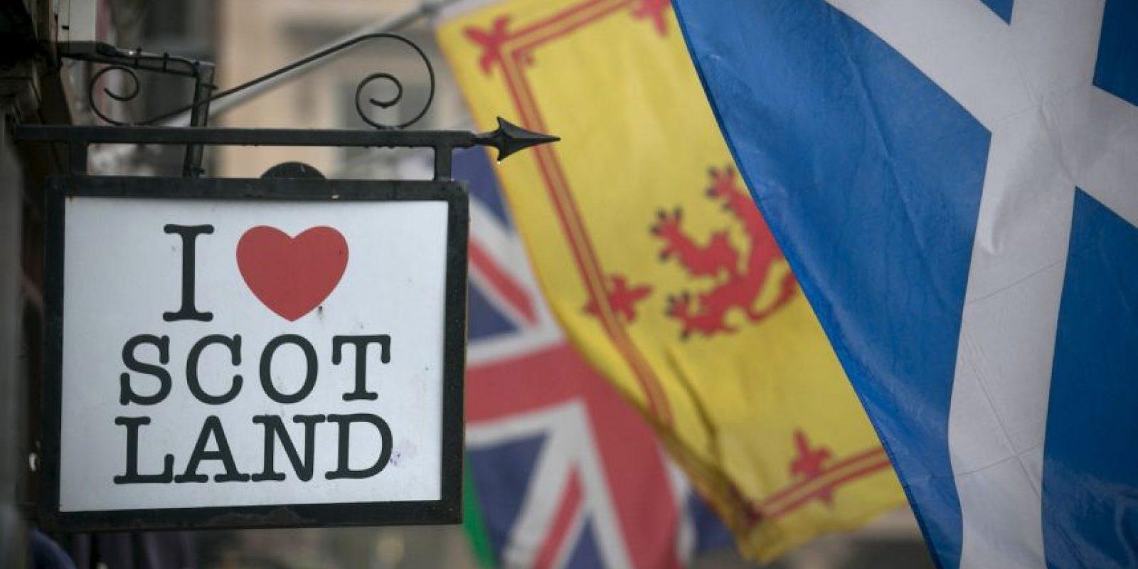 8. Escocia- 4.7% Foto:Getty Images