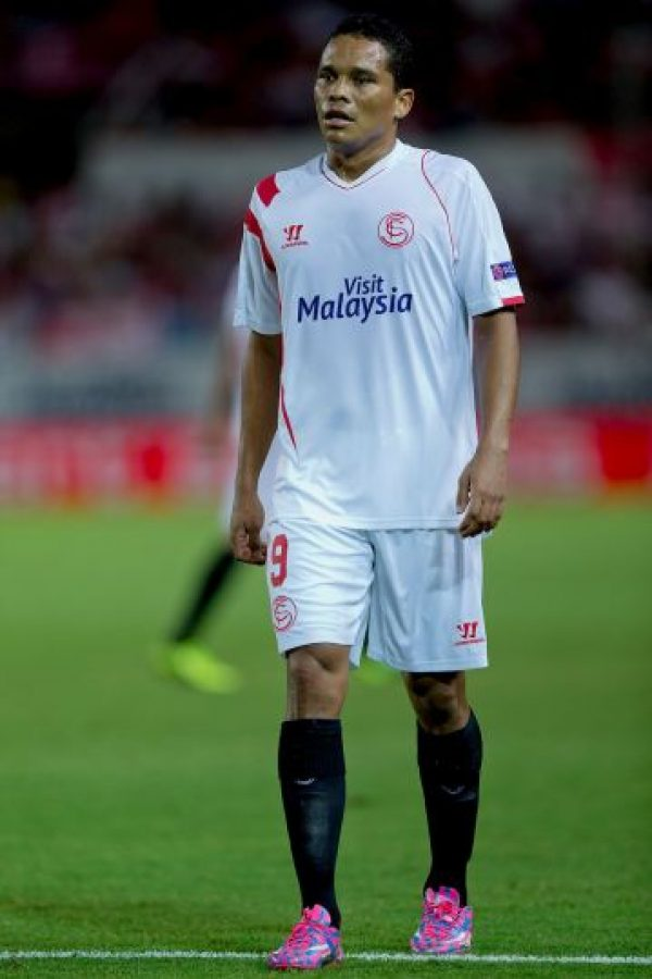 10. Carlos Bacca Foto:Getty Images
