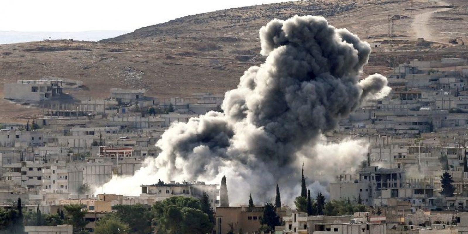 10. Se estima que el grupo terrorista recauda 730 millones de dólares al año, reseñó Bloomberg. Foto:Getty Images